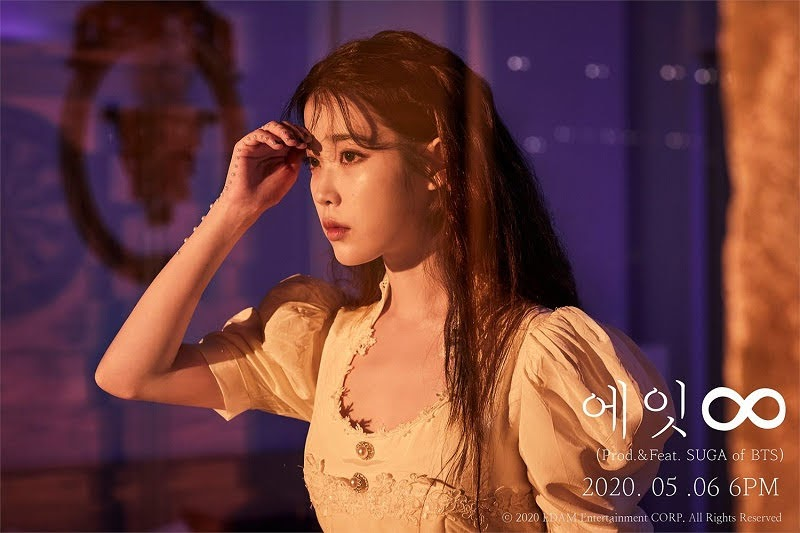 Iu teaser Images for Song 8