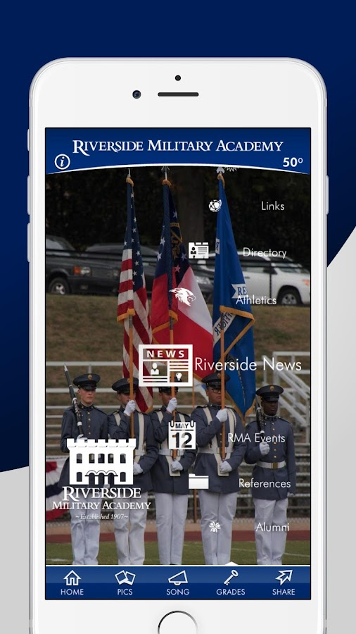 Riverside Military Academy- screenshot