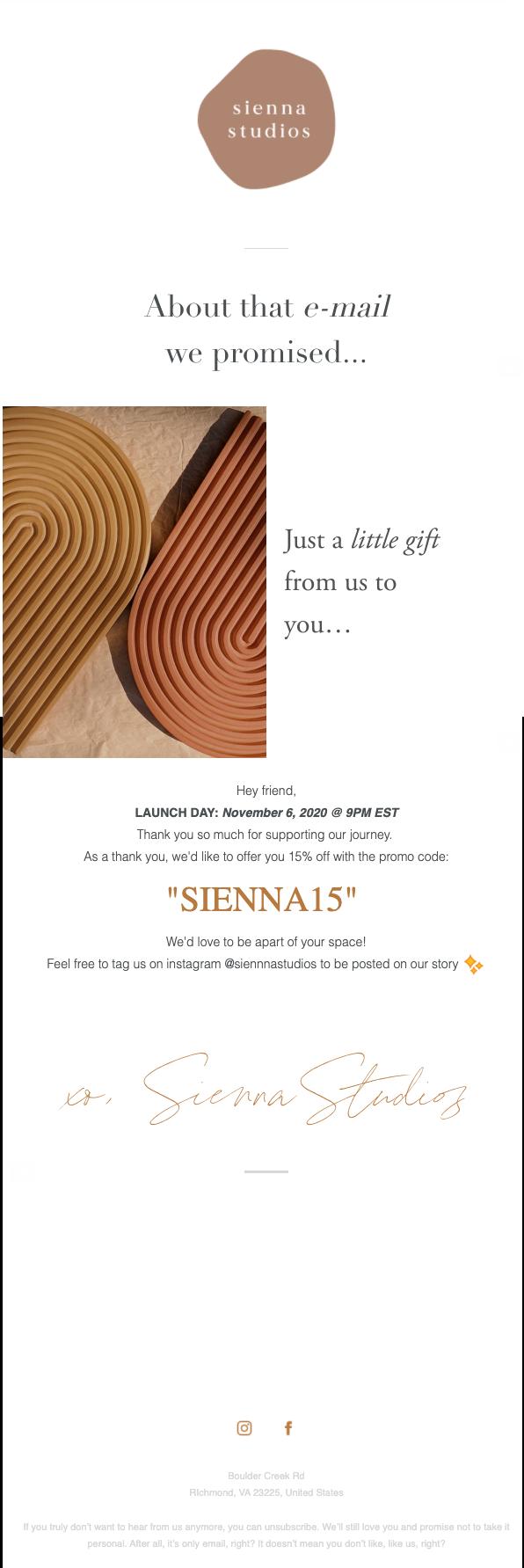 Sienna Studios