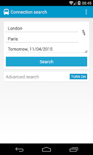 Busradar - Bus Trip App - screenshot thumbnail