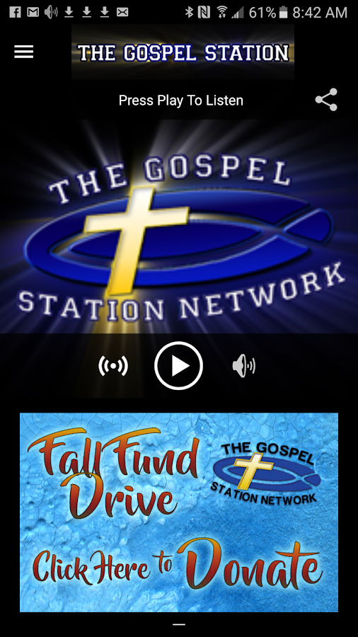 The Gospel Station- screenshot