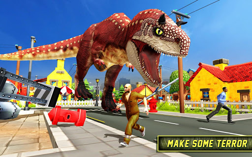 Dinosaur Simulator Rampage 1.0.1 screenshots 1