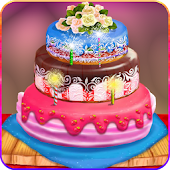 Cake Decorating  Cooking Games