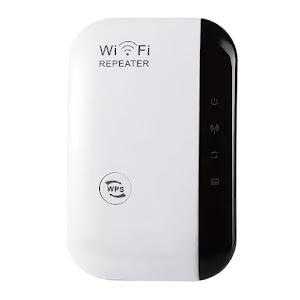 Amplificator WPS Retea Semnal Wireless-N WiFi Repeater