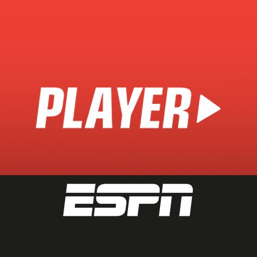 ESPN Player - Europe, ME, Africa & Asia Icon