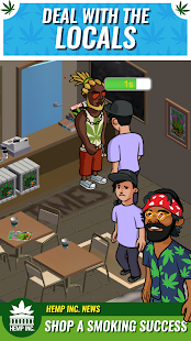 Hemp Inc Weed Business Game 1.9.6 (Full) APK