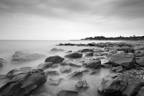 stones landscape di pise