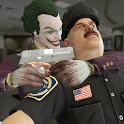 Clown Bank Robbery Heist - Killer Plans Escape 3D icon