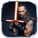 Lightsaber Photo Editor Pro icon