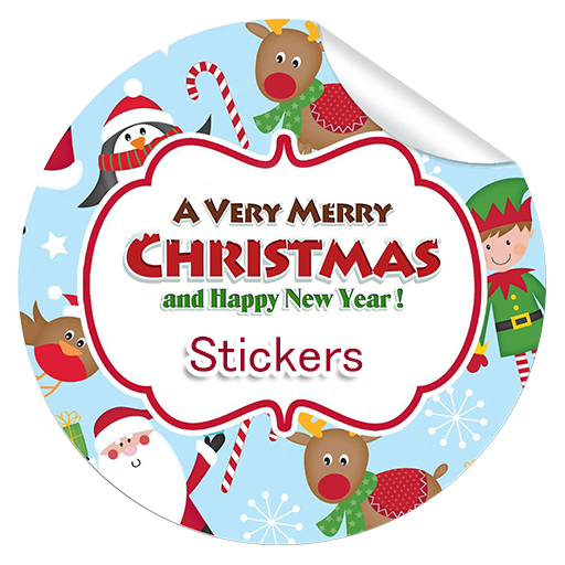 christmas stickers app