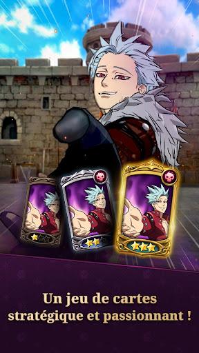 The Seven Deadly Sins: Grand Cross  APK MOD screenshots 3