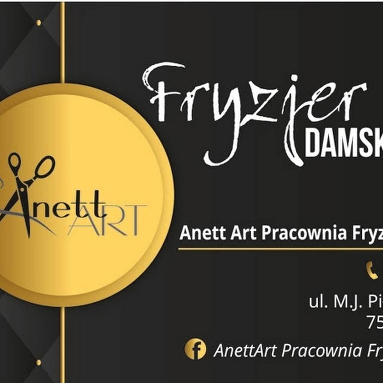 Anettart Pracownia Fryzjerska Aneta Fryzjer W Koszalin