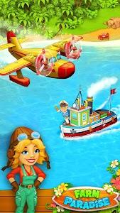 Farm Paradise: Fun Island game for girls and kids 1.8 (Mod Money)