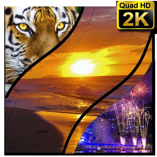 壁紙QuadHD2K 個人化 App LOGO-硬是要APP