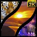 Wallpapers QuadHD 2K icon