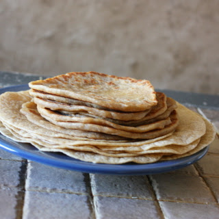 Soaked Whole Grain Tortilla
