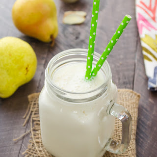 Pear Ginger Smoothie