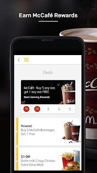 McDonald's APK screenshot thumbnail 2