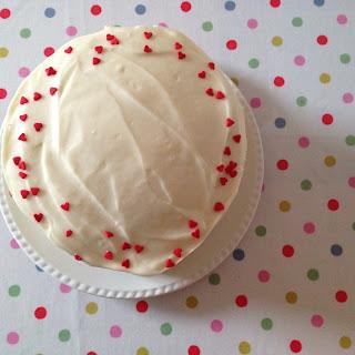 Red Velvet Layer Cake