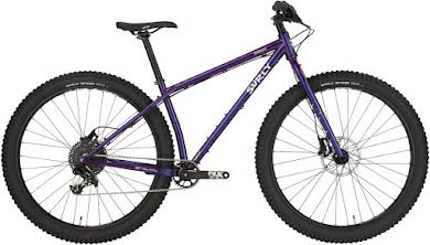 Surly Krampus Complete Bike - Bruised Ego Purple