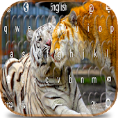 Tiger Love Emoji Keyboard Android APK Download Free By SamiApps