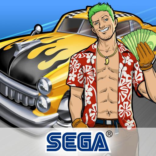 SEGA: CRAZY TAXI Gazillionaire (game)