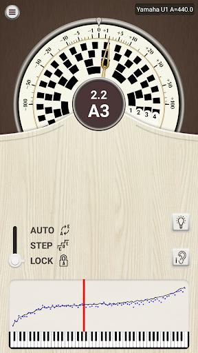 PianoMeter u2013 Easy Piano Tuner 2.0.3 screenshots 1
