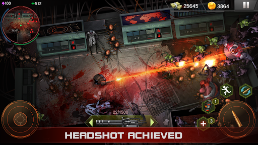 Zombie Shooter:  Pandemic Unkilled 2.0.3 screenshots 8