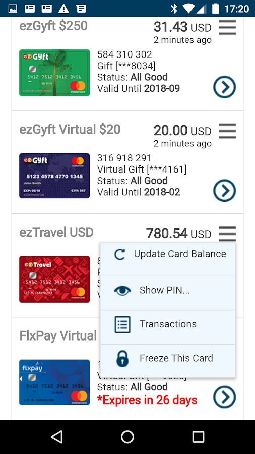 ezPrepaid Mobile- screenshot