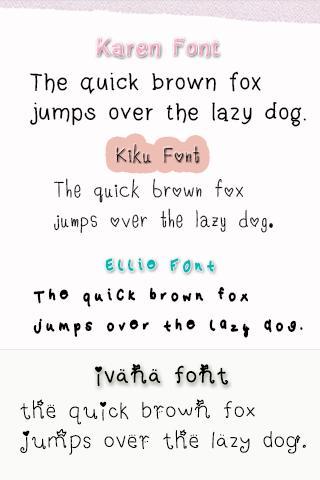 instafontmaker make ttf fonts screenshot 8