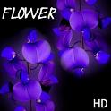Flower HD Wallpaper icon