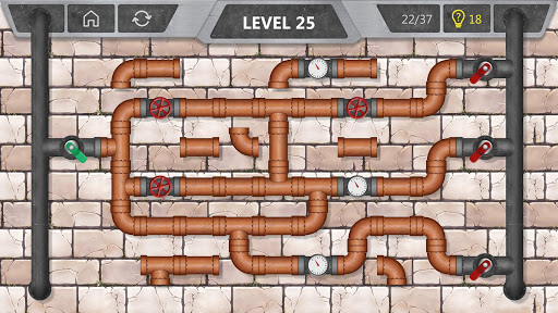 Pipeline - connect the pipes 1.37 screenshots 6
