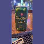 Crown Royal Washington Apple 12oz Can