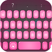 Emoji Keyboard - Candy Pink Android APK Download Free By WaterwaveCenter