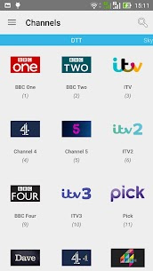 TV Guide UK free 2
