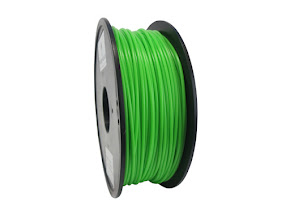 Lime Green PLA Filament - 3.00mm