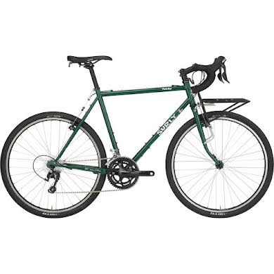 "Surly Pack Rat Bike - 26"", Steel, Get in Green Thumb"