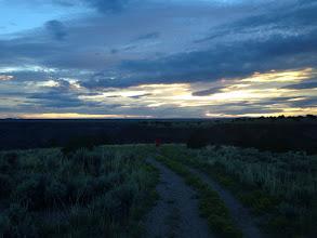 Photo: Rift Valley Sunset