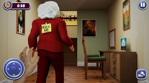 Scary Haunted Teacher 3D - Spooky & Creepy Games android2mod screenshots 15