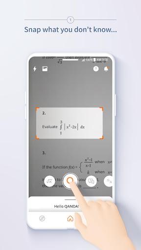 Qanda: Free Math Solutions screenshots 2