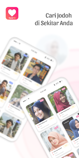 Taaruf ID : Cari Jodoh Siap Nikah 3.1.2 screenshots 3