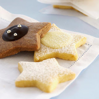 Shortbread Stars.