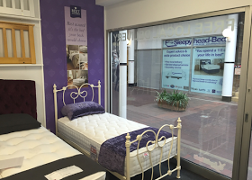 Sleepyhead-beds Store showroom