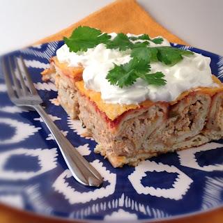 Grandma Joan's Chicken Enchiladas