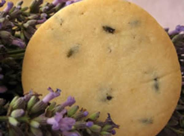 Lavendar Scones Recipe