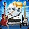 Band Rock (Trommel, Klavier, Gitarre, Bassgitarre)