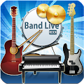 Band Live Rock (drum, bass, guitar, piano, mic) APK