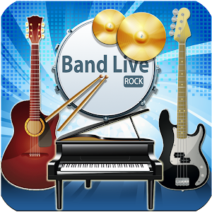 Band Live Rock for PC and MAC