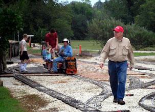 Photo: Bob Barnett, Trainmaster    HALS Public Run Day 2013-0921 RPW