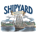 Logo of Shipyard Red IPA